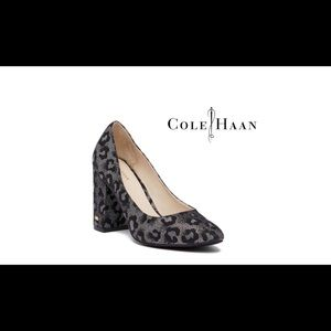 🆕 Cole Haan Alanna Leopard Pumps